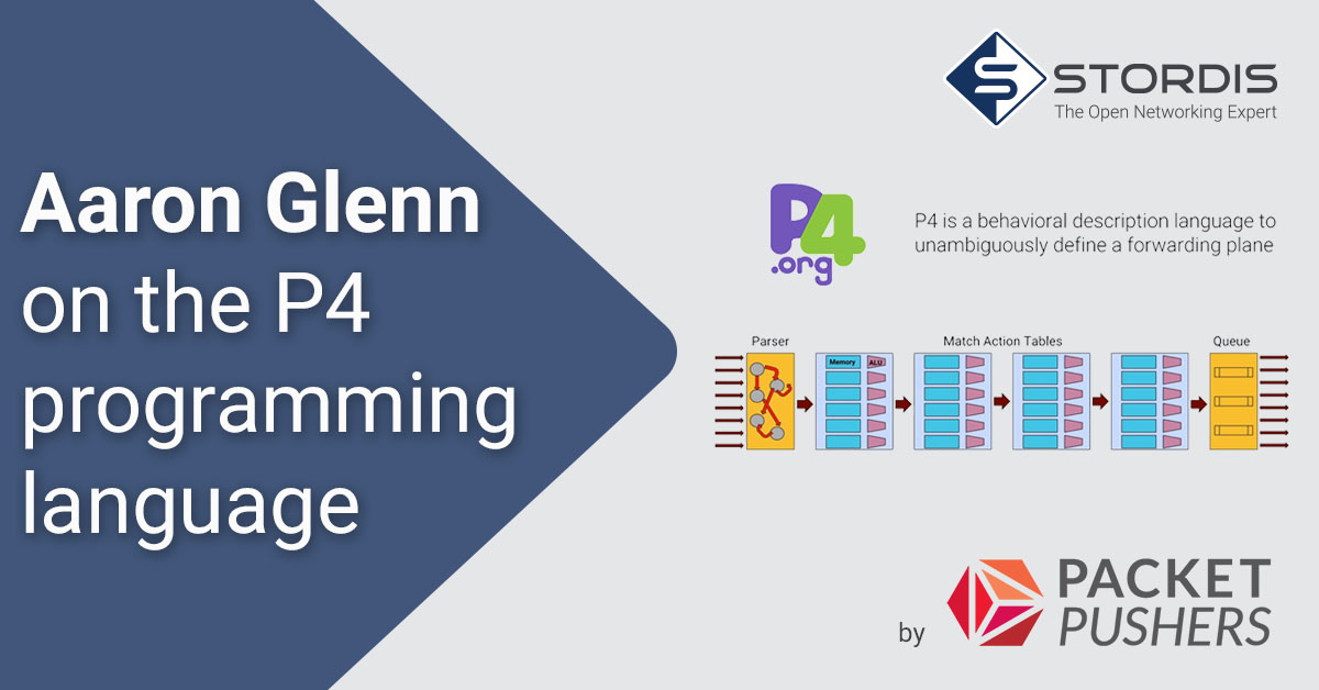 P4 programming language – STORDIS Website